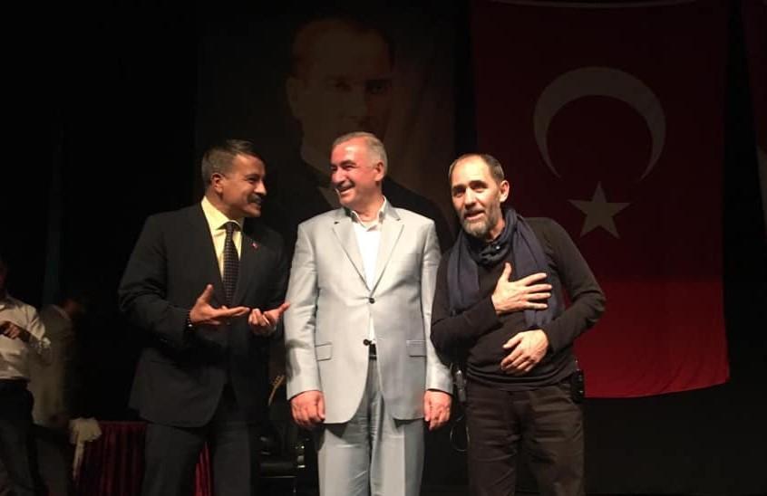 Ahmet Sula Kahta'da Konferans Verdi
