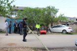 Polisten Kaçan Sürücü, Evin Bahçe Duvarına Girdi