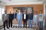 AGC'den Başkan Turanlı'ya Ziyaret