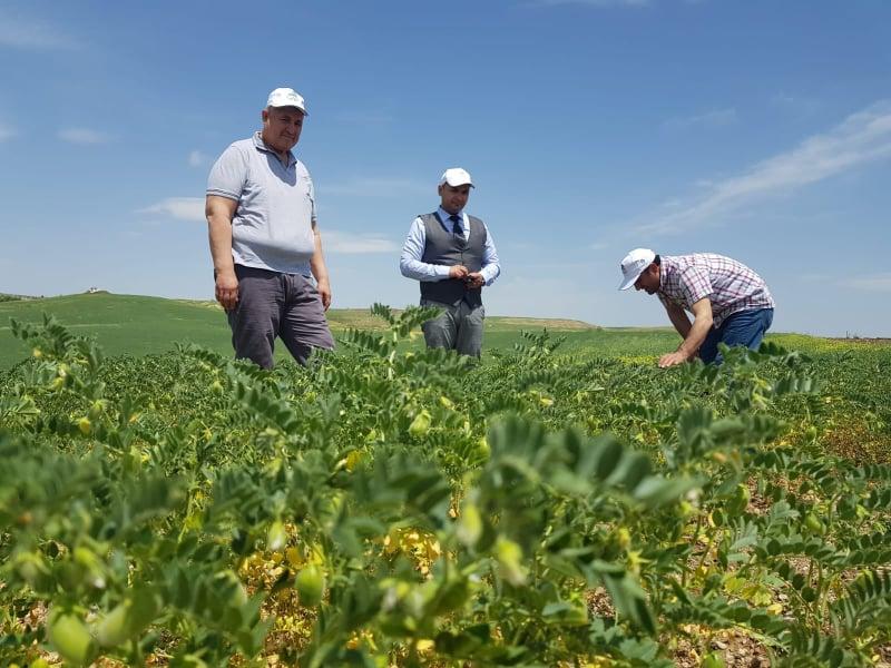 """Başkan Turanlı:""""Ziraat Odası Olarak Her Zaman Çiftçilerimizin Yanındayız""""-Videolu Haber"""