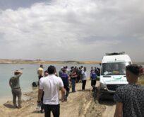 Kaybolan şahıs Atatürk Barajında ölü olarak  bulundu
