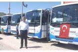 Kahta Belediyesi 24 saat toplu taşıma hizmeti başlattı