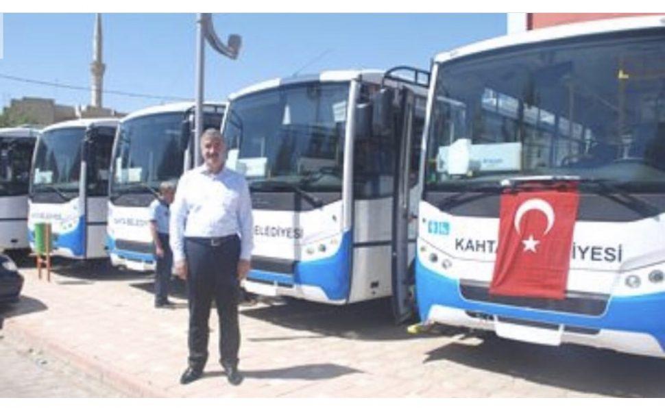 Kahta belediye başkanı Turanlı'dan bayram müjdesi