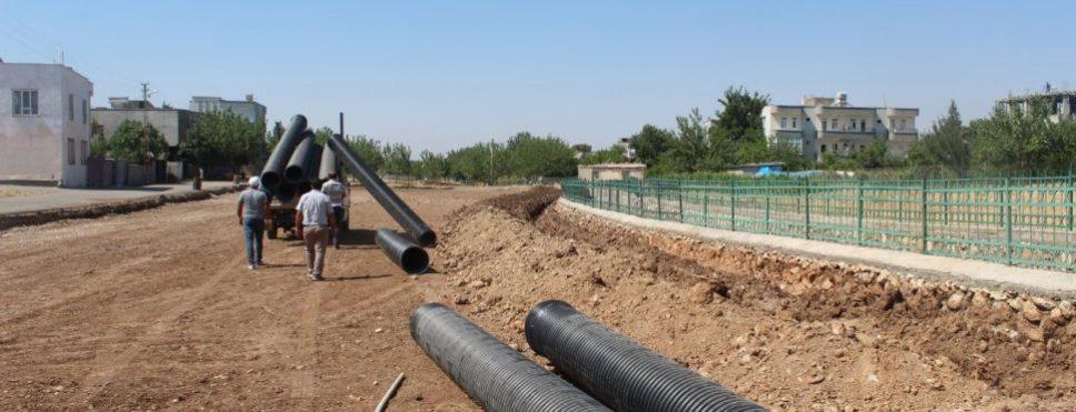 Başkan Turanlı, vadettiği projeleri hayata geçiriyor.