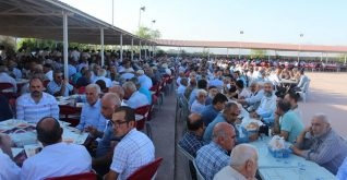 Dengir Mir Mehmet Fırat için Kahta'da Mevlit okutuldu.