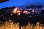 Adıyaman'da Orman Yangını