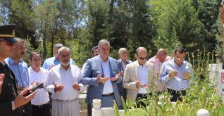Kahta'da 15 Temmuz Şehitleri İçin Mevlit Okutuldu
