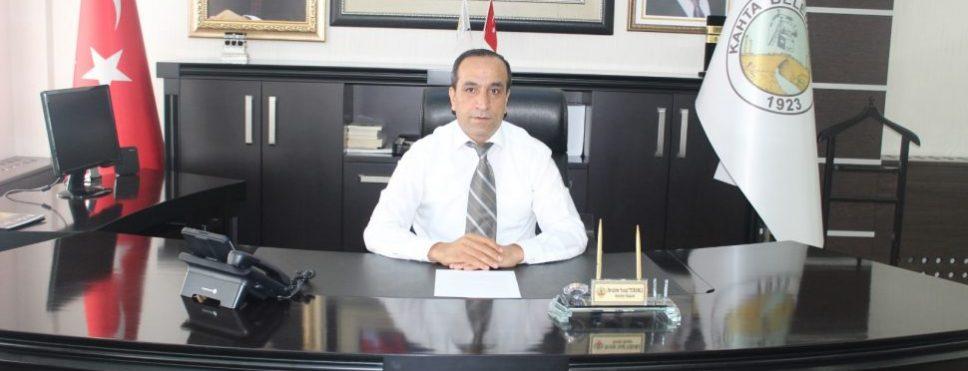 Kahta Belediye Başkan Vekili Osman Erol'dan Kurban Bayramı Mesajı