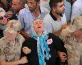 Şehit Uzman Çavuş Ayhan Yanık'ı Binlerce Kişi Son Yolculuğuna Uğurladı
