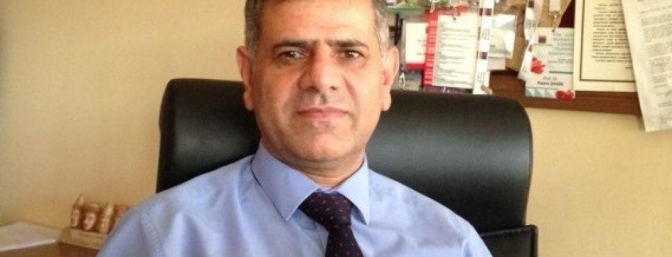 Besnili Profesör Şahin'e TÜBİTAK Bilim Ödülü