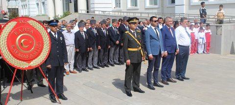 Kahta'da 30 Ağustos Zafer Bayramı Kutlandı