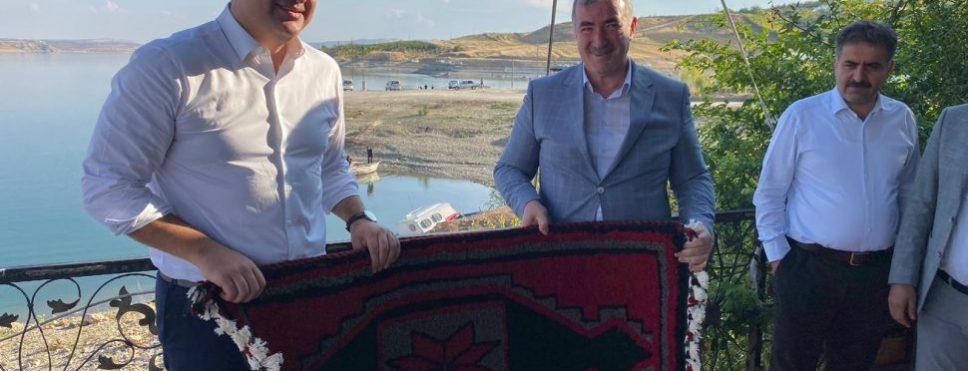 """Kültür ve Turizm Bakanı Ersoy """"Nemrut Dağına Raylı Sistemi Yapacağız """""""
