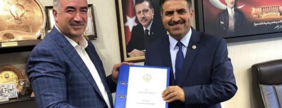 Kahta Belediye Başkanından Ankara'ya Çıkarma
