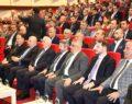 Hazine ve maliye bakanı Albayrak Adıyaman'da iş adamlarıyla buluştu.