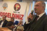 Başkan Turanlı İstanbuldaki Adıyaman Dernek Başkanlarıyla Kahvaltıda Buluştu.