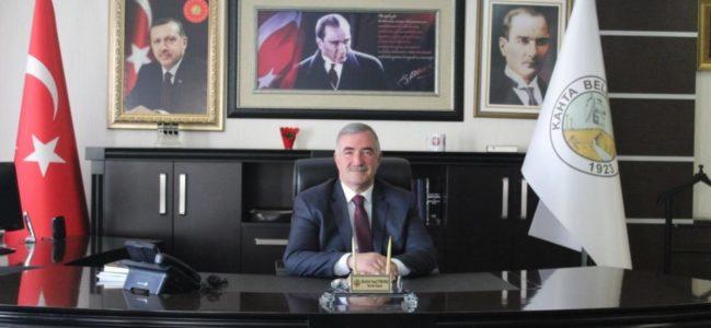 Yusuf Turanlı'dan Kahta Halkına Teşekkür mesajı
