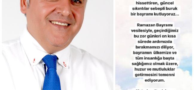 Arçelik Kahta Yetkili Bayi,  Kutlu'nun Ramazan Bayramı Mesajı