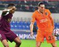 Başakşehir PSG'yi Durduramadı