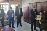 Kahta'da 2 bin öğrenciye kitap desteği