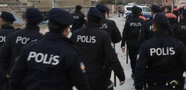 Türkiyenin genelindeki kısıtlama başladı