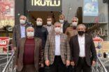 Kahta Belediyesi Gazetecileri Unutmadı