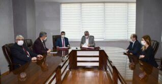 ATSO Üyelerine Halkbank ile Yeni Tedarik Zinciri Finansmanı imzalandı