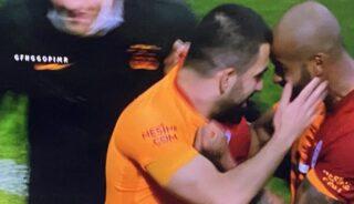 Galatasaray Beşiktaş'ı 3-1 mağlup etti.