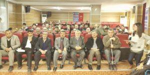 Engelliler Meclisi Genel Kurulu Yapıldı