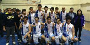 """Adıyaman Fatih Anadolu Lisesi, Basketbolda """"İl Şampiyonu"""" Oldu"""