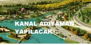 """Ak Parti Grup Bşk.Vekili Aydın: Adıyaman'ında """"Kanal Adıyaman'ı"""" Olacak"""