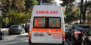 Kırmızı Işıkta Geçen Ambulans Şöföre Ceza Kesildi