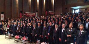 Başbakan Yardımcısı Yalçın Akdoğan 10. İmam Hatipliler Kurultayı İçin Adıyaman'da