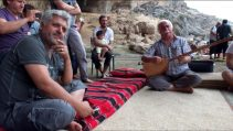 Börgenekli Yusuf Cendere Köprüsünde& Aşik Yusuf li Pira Gendenê