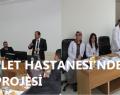 """Kahta Devlet Hastanesi Başhekimi Öner, """"Sağlık Tarama"""" Projesi Başlattı."""