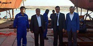 Samsat Belediye Başkanı Fırat, Samsata Feribot Geliyor